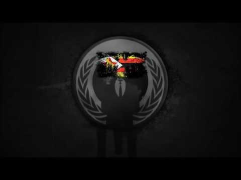 Anonymous Africa  - #ShutZimbabweDown #ThisFlag