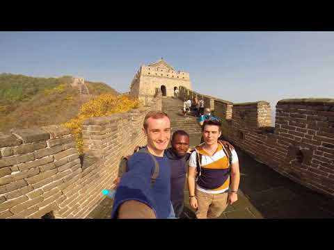 French Students Trip in Beijing 2018
