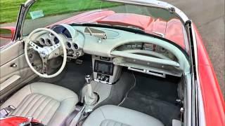 1962 Chevrolet Corvette Resto Mod LS1