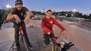 Webisode 33: Getting Aggressive At Kona Skatepark