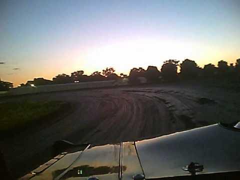 Fiesta City Speedway Late Model Feature In-Car Camera