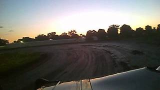 Fiesta City Speedway Late Model Feature In-Car Camera