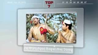 Top 7 India  video  Week 29 july 2013