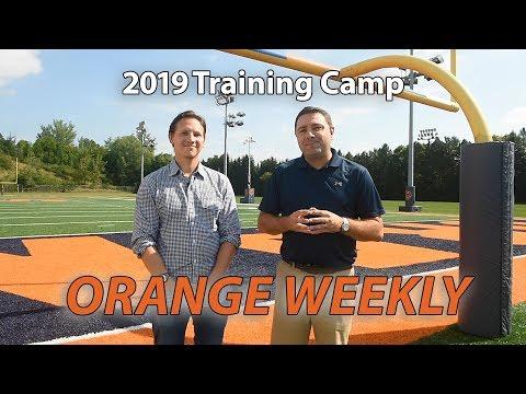 Orange Weekly: 2019 Syracuse Football Training Camp Preview