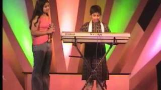 pranav s playing mellusire savigana at udaya tv studio