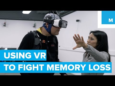 Fighting memory loss with virtual reality