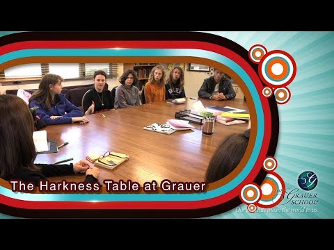 The Grauer School - Harkness Table 04-09-17a