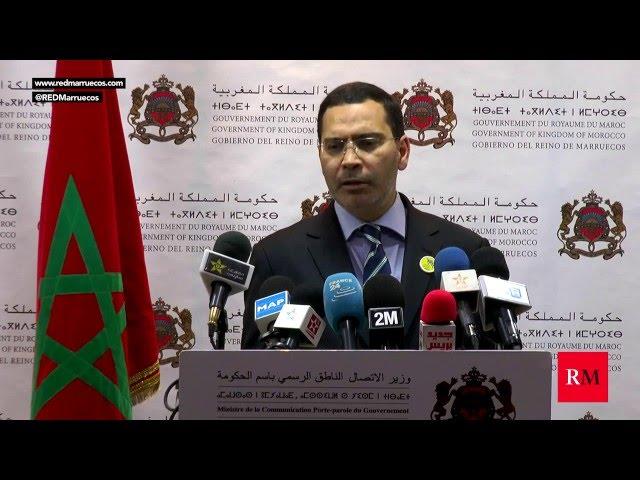 El Portavoz del gobierno marroquí anuncia la ruptura de relaciones con la UE