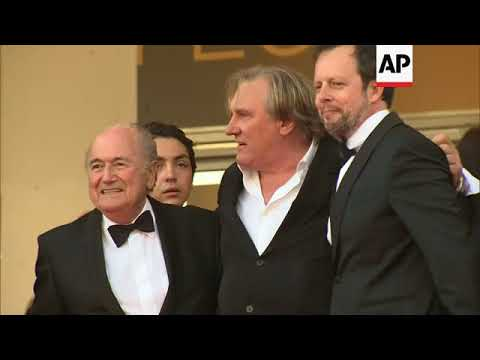 French actor Gerard Depardieu is subject of rape complaint