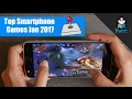 Top New Free Smartphone Games Jan 2017 - Android and iOS - Let's Game