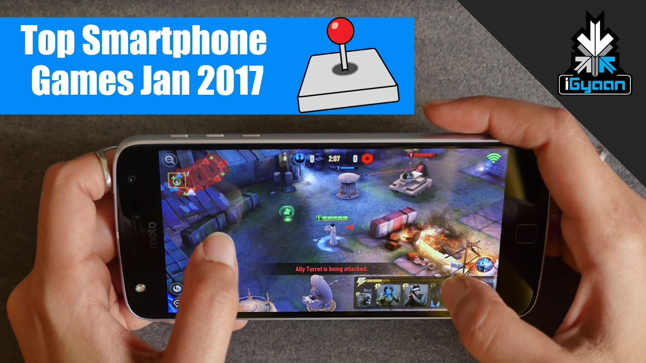Top Smartphone Games