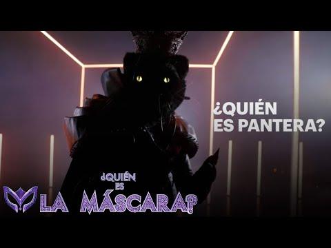 ¿Quién es Pantera? | ¿Quién es La Máscara? | 11 de octubre por @Las Estrellas