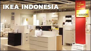 Walking Around Ikea Alam Sutera Bsd Serpong Jakarta ~ Travel Indonesia