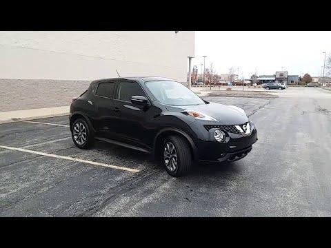 2017 Nissan Juke Niles, Skokie, Chicago, Evanston, Park Ridge, IL SP10704