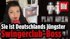 """Swingerclub-Chefin mit 22 – Sie leitet das """"New Palermo"""" in Leipzig"""