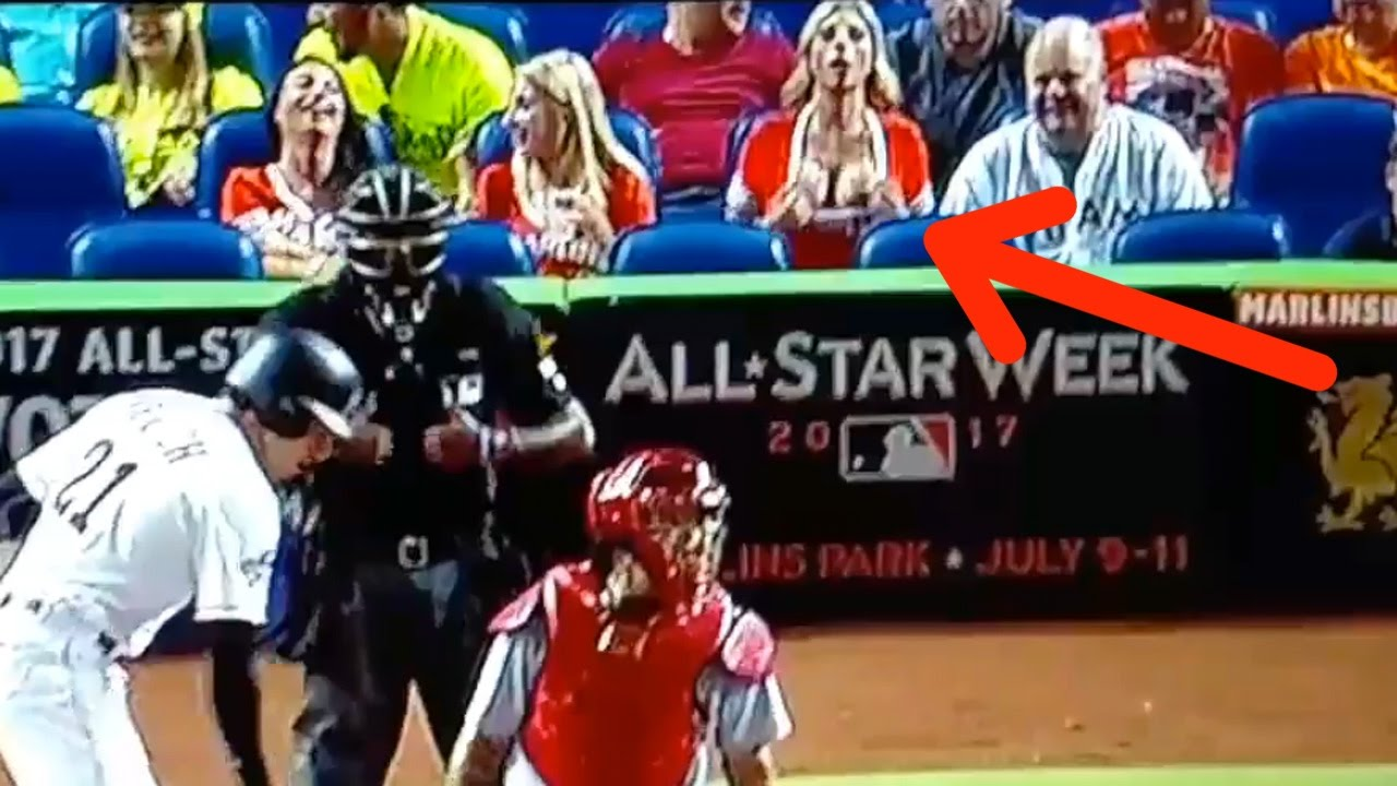 94d4bb00420 Marlins Fan DISTRACTS Cardinals Pitcher with THESE! - YouTube