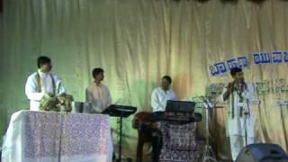 Karthik Bharadwaj Playing Flute Pillangoviya mohanam