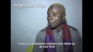 Angelique Kidjo on Music