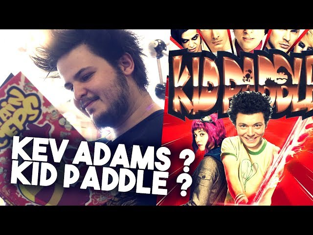 Inthepanda kev adams  kid paddle : pardon ?!