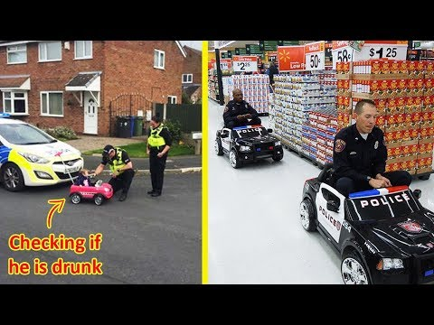 Police Who Surprised Everyone With Their Sense Of Humor