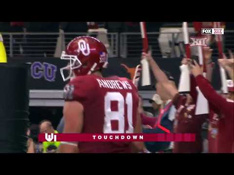 Big 12 Championship - TCU vs Oklahoma Football Highlights