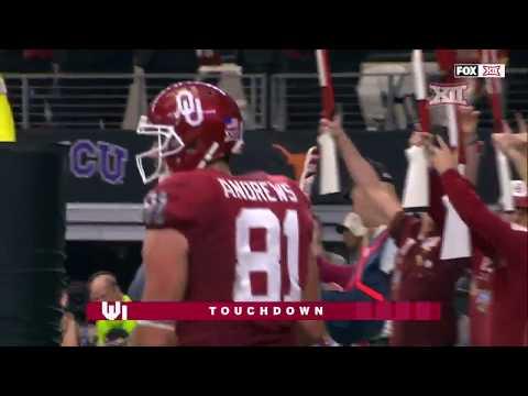 Big 12 Championship - TCU vs Oklahoma Football Highlights