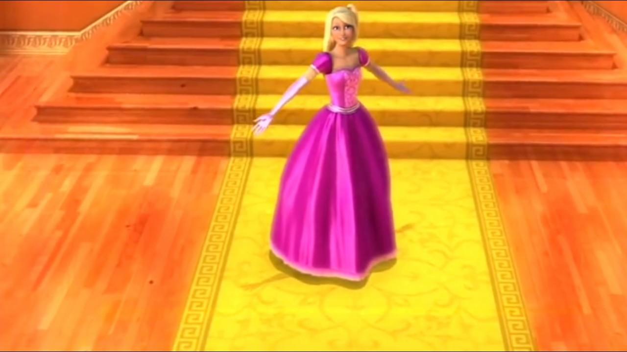 Barbie Escola De Princesas Ela E Uma Princesa Letra Youtube