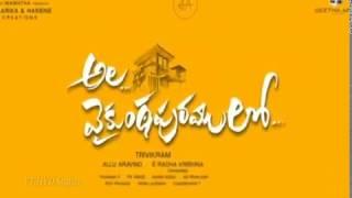samajavaragamana-full-song-lyrics-alavaikuntapurramlo-allunarjun-2019
