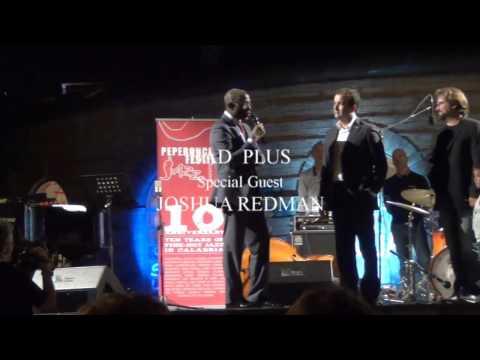 Il Console Generale Donald Moore al Peperoncino Jazz Festival