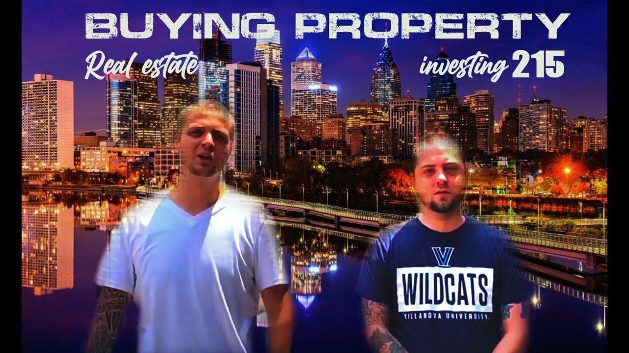 We Buy Houses in Philadelphia! Buying Property 215