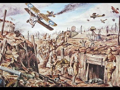 De Eerste Wereldoorlog Youtube