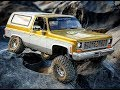 RC CHEVROLET BLAZER K5 SAWBACK HD .MP4