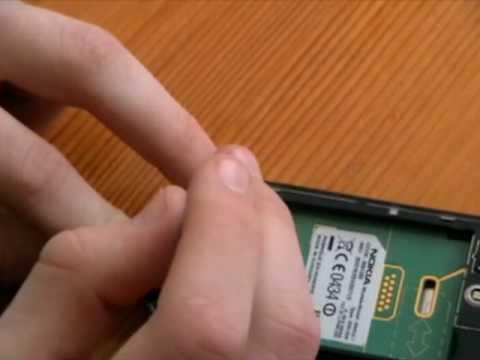 Dismantling Your Nokia 5800 xPressMusic