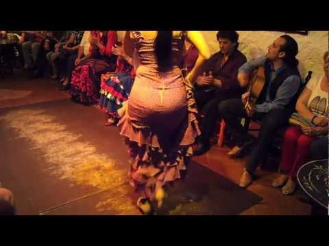 Flamenco Dance by Spanish Gypsies Part 1