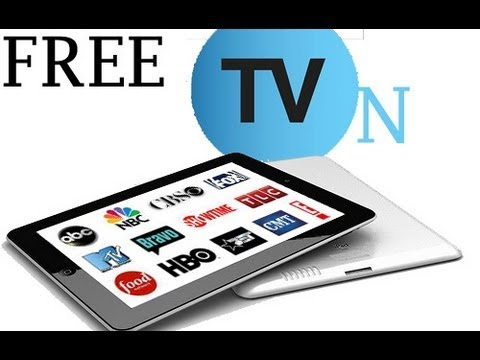 How To Watch Free TV And Movies On Your IPad