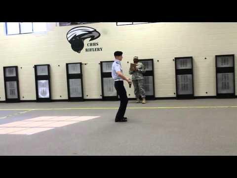 Cooper Donlin - Collins Hill High School Drill Meet - 1/16/16