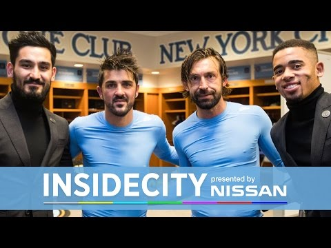 JESUS & GUNDOGAN IN NYC & PEP DOES TRICKS! | Inside City 237