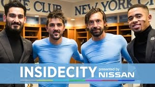 JESUS & GUNDOGAN IN NYC & PEP DOES TRICKS! | Inside City 237