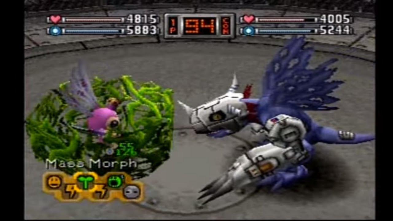 World Digimon Ds Biatrymon