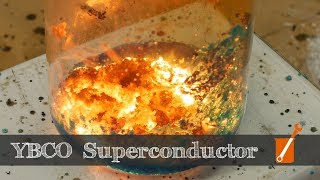 Making YBCO superconductor