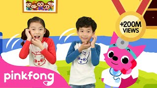 Five Little Monkeys | Dance Along | Pinkfong Songs for Children