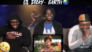 Lil Dicky - Earth (Official Music Video) - REACTION