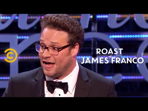 Download Youtube: Roast of James Franco - Seth Rogen Draws First Blood - Uncensored