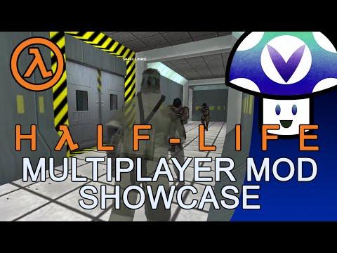 [Vinesauce] Vinny & Friends - Half-Life 1: Multiplayer Mod Showcase (w/ Mods!)