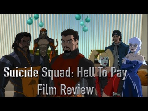 Suicide Squad: Hell To Pay Film Review