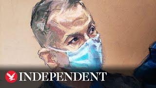 Live: Trial of George Floyd's alleged killer Derek Chauvin continues