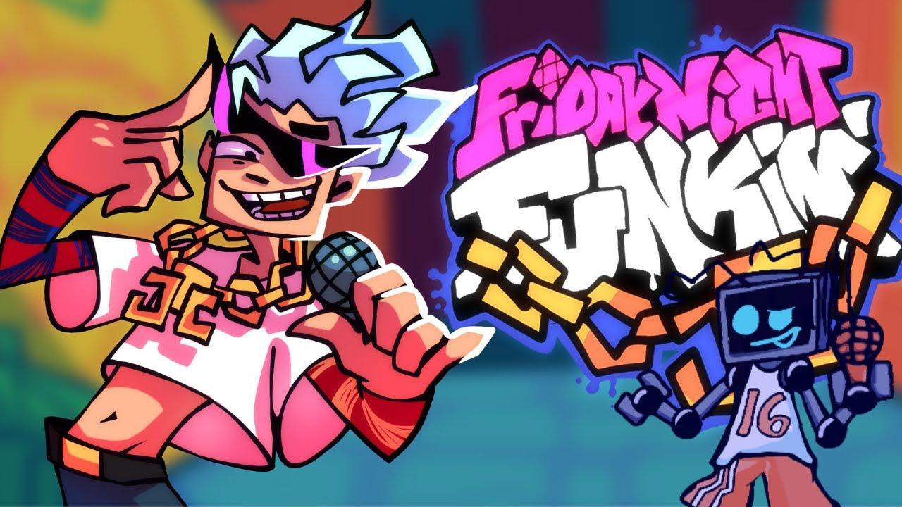 Friday Night Funkin VS JTC  Mod