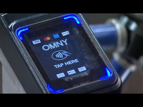 MTA expands contactless OMNY readers to half of subway stations amid pandemic thumbnail