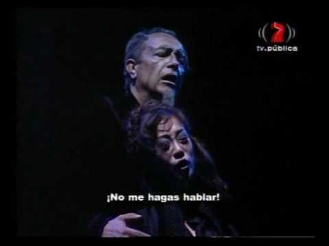 Sumi Jo & Leo Nucci  Verdi  Rigoletto  Finale  Duetto