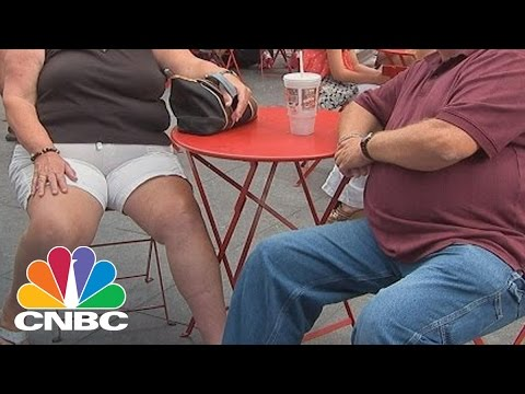 Obesity Epidemic In America Getting Worse: Bottom Line | CNBC